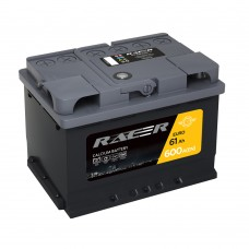 Аккумулятор RACER GT  61 низк. обр.