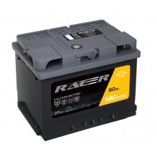 Аккумулятор RACER GT  60 пр.