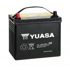 Аккумулятор  YUASA Black Edition  80D23R (65) пр.