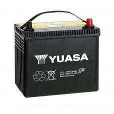 Аккумулятор  YUASA Black Edition  80D23L (65) обр.