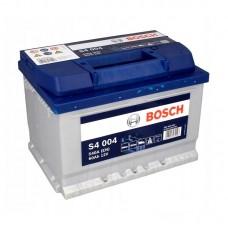 Аккумулятор BOSCH  (S4 004) 60 обр.