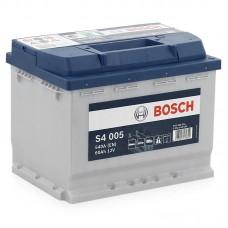 Аккумулятор BOSCH  (S4 005) 60 обр.