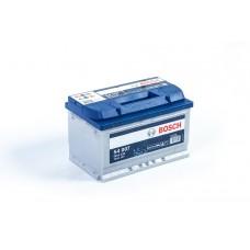 Аккумулятор BOSCH  (S4 007) 72 обр.низк.