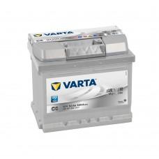 Аккумулятор Varta Silver Dinamic  52 низк.обр