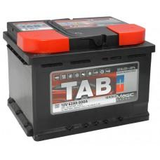 Аккумулятор  TAB Magic 62.0 обр низк