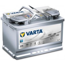 Аккумулятор Varta  Start-Stop Plus AGM (E39) 70 обр.