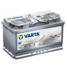 Аккумулятор Varta  Start-Stop Plus AGM (F21) 80 обр.