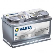 Аккумулятор Varta  Start-Stop Plus AGM (F21) 80 обр.