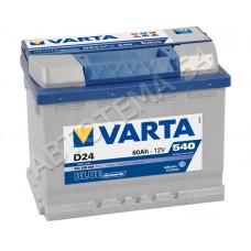 Аккумулятор Varta Blue Dinamic 60 низк.обр.
