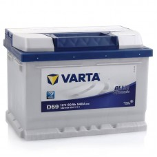 Аккумулятор Varta Blue Dinamic 60 низк.обр.