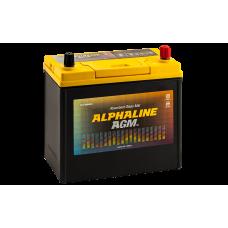 Аккумулятор  AlphaLINE AGM AX B24L (45) обр