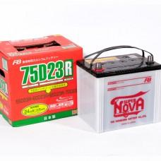 Аккумулятор   Super Nova  65 (75D23R) пр