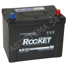 Аккумулятор Rocket  SMF+50 100 (125D31R) пр