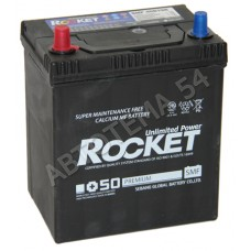 Аккумулятор Rocket  SMF+50  42 (46B19R) пр