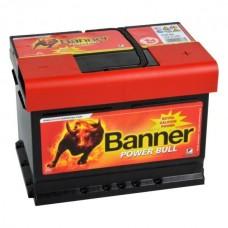 Аккумулятор BANNER  Power  Bull 55