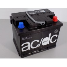 Аккумулятор  AC/DC  60.0