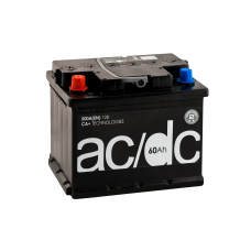 Аккумулятор  AC/DC  60.1
