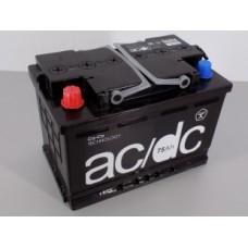 Аккумулятор  AC/DC  75.1