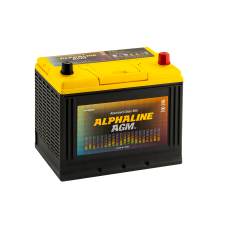 Аккумулятор  AlphaLINE AGM AX D26L (75) обр