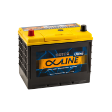 Аккумулятор  AlphaLINE ULTRA 115D26R (88) пр