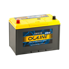 Аккумулятор  AlphaLINE ULTRA 135D31R (105) пр