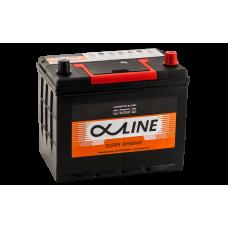 Аккумулятор  AlphaLINE SD  95D26L (80) обр