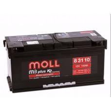 Аккумулятор  MOLL M3 plus110.0 обр