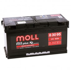 Аккумулятор  MOLL M3 plus 95.0 обр