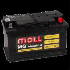 Аккумулятор  MOLL MG Standart 90.0 обр