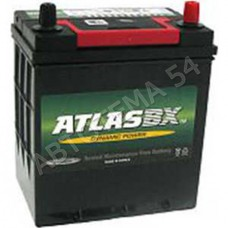 Аккумулятор Atlas  MF  42B19L (38) обр нижнее крепл.