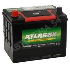 Аккумулятор Atlas  MF 25-500 (60) пр нижнее крепл.
