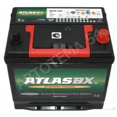 Аккумулятор Atlas  MF 85-500 (60) обр нижнее крепл.