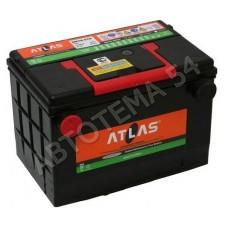 Аккумулятор Atlas  MF 78-750 (85) бок. клеммы