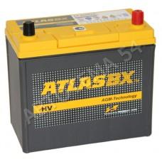 Аккумулятор Atlas  ABX AGM 45 обр