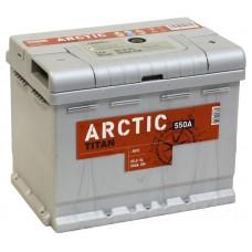 Аккумулятор TITAN ARCTIC (T)  55 обр