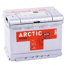 Аккумулятор TITAN ARCTIC (T)  62 пр