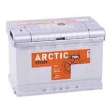 Аккумулятор TITAN ARCTIC (T)  75 пр