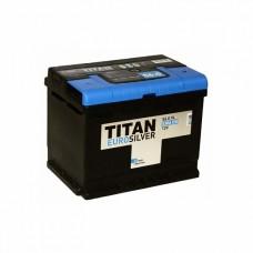 Аккумулятор TITAN EVRO (T)  56 обр