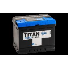Аккумулятор TITAN EVRO (T)  65 пр