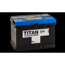 Аккумулятор TITAN EVRO (T)  76 пр