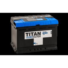 Аккумулятор TITAN EVRO (T)  76 обр
