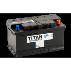 Аккумулятор TITAN EVRO (T)  85 низк. обр