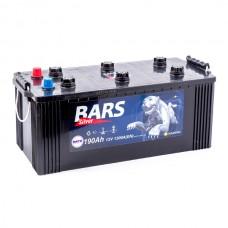 Аккумулятор BARS Silver 190 евро (конус)