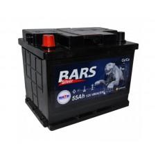Аккумулятор BARS Silver  55 пр
