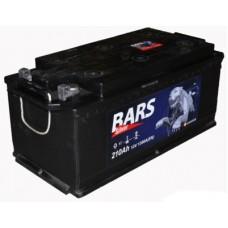 Аккумулятор BARS Silver 210 (болт)