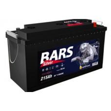 Аккумулятор BARS Silver 215 (конус) 6v