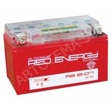 Аккумулятор RED ENERGY RE 12-07