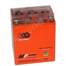 Аккумулятор OUTDO 14ah  YTX16-BS (GEL) обр