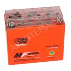 Аккумулятор OUTDO 18ah  YT20L-4 (GEL) обр