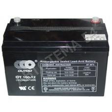 Аккумулятор OUTDO VRLA (OT100-12)